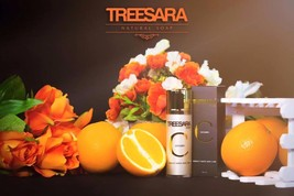 Treesara Vit C Serum Fresh Orange 40 ml For skin to look Radian Selling Product. - $48.86