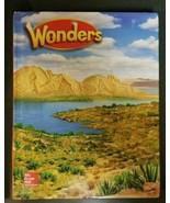 Wonders Grade 3 Literature Anthology, Hardcover - Like New - $39.19