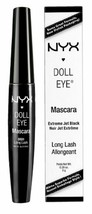 NYX Doll Eye LONG LASH Mascara! Brand NEW!!!  Ext Black - $9.95