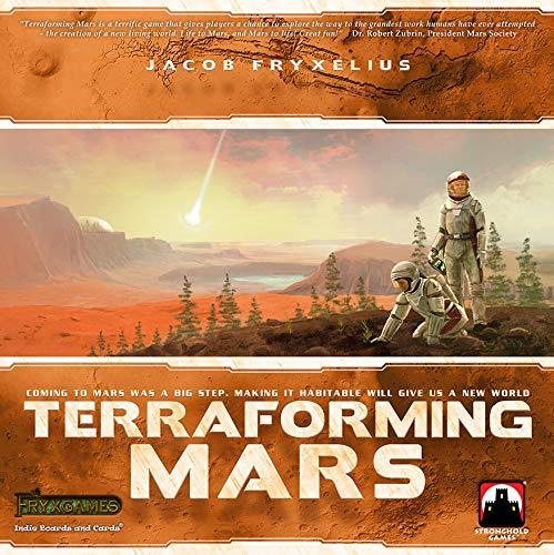 Indie Boards and Cards Terraforming Mars Board Game
