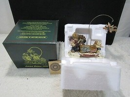 """1997 The Flying Lesson...This End Up Musical """"When You Wish"""" Collectible... - $39.99"""