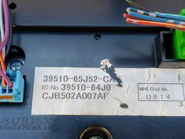 06 Suzuki Grand Vitara 4x4 Air AC Heater Climate Control Panel 39510-65j52-CAT image 5
