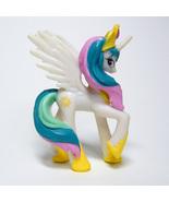 """My Little Pony PRINCESS CELESTIA G4 Mini Figures 2.5"""" Blind Bag Molded Hair - $7.00"""
