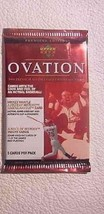1 new baseball PACK 1999 UPPER DECK OVATION - Mickey MANTLE piece of his... - $4.90