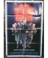 "Sharky's Machine Burt Reynolds Original Movie Poster one sheet 40"" x 27"" - $29.14"