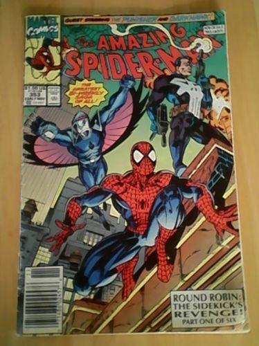 THE AMAZING SPIDERMAN 353 EARLY NOV 1991 MARVEL COMICS COMIC BOOK