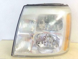 2003 2004 2005 2006 CADILLAC ESV EXT DRIVER LH HALOGEN HEADLIGHT SOLD AS... - $92.15
