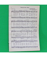 Small Vintage 28-page Sheet Music Song Book - Covers Missing - $1.95