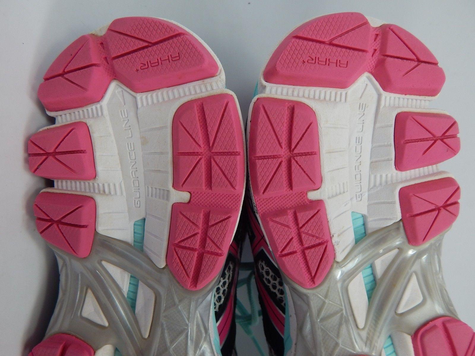 Asics GT 2000 v 3 Size 7.5 M (B) EU 39 Women's Running Shoes Gray Pink T550N