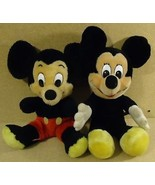 Disney Mickey Mouse Dolls Qty 2 - $25.19