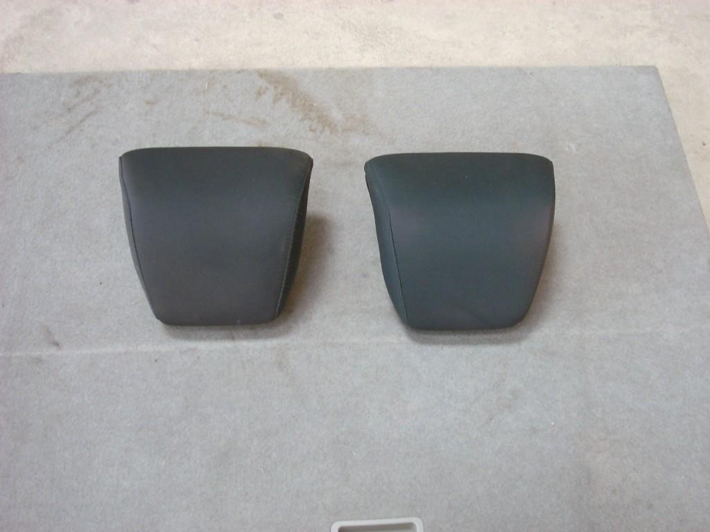 2010 2011 2012 MAZDA 6 SET OF 2 REAR SEAT HEADREST HEADRESTS OEM