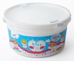 Donerland Angel Clay 350g 0.77lbs Light Weight Modeling Dough Clay White Color image 5
