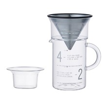 Kinto 600 Milliliter 4 Cup Coffee Jug with Stainless Steel Filter - $48.50