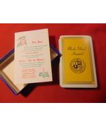 Vintage, R.I. Hospital, Playing Cards. - $12.99