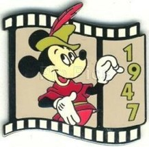 Disney Trading Pins 540 DS - Countdown to the Millennium Series #4 (Fun and Fanc - $9.50