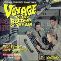Voyage To The Bottom Of The Sea - TV Soundtrack/Score CD ( Li ke New ) - $41.80