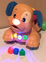 Fisher Price Stride to Ride Laugh and Learn Puppy Dog Ride On Walker 3 S... - $29.99