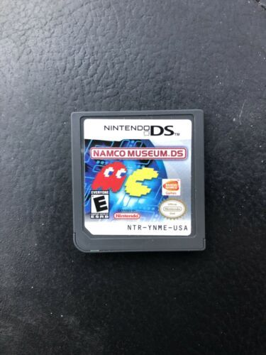Namco Museum DS Nintendo DS Lite DSi XL 3DS Video Game