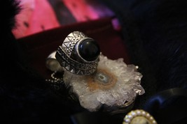 Ring Of Fast Wealth Powerful ~ Djinn / Jinn / Genie ~ Hamjadah ~ Haunted - $2,450.00