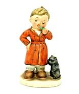 Vintage Napco Bedtime AH 1B Japan Porcelain Figure HTF - $9.87