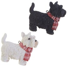 Westie or Scottie Dog Ornament - $14.95