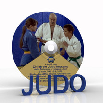 Children Judo lessons. Technique of retaking a hold(Disc only). - $7.99