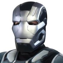 War Machine Helmet Captain America Civil War Superhero Adult Costume Accessory - $45.53