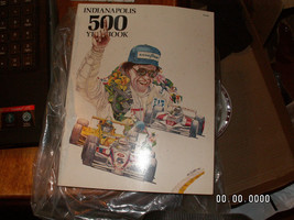 Vintage 1983 Indianapolis 500 Yearbook Hungness LOOK!  - $14.45