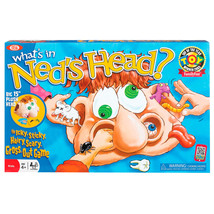 Ideal What's In Ned's Head Game | Color: Multicolor - $29.91