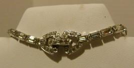 Lovely Mazer Single Strand Rhinestone Choker Necklace - $39.98