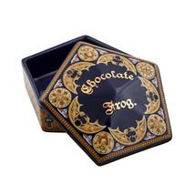 Universal Studios Harry Potter Chocolate Frog Ceramic Trinket Box New - $37.07
