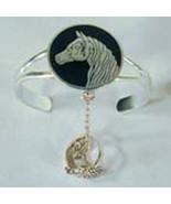 HORSE HEAD SLAVE BRACELET jewelry women braclet #82 - $18.04