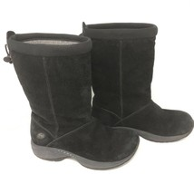 Merrell Primo Chill Massif Boot, Size 5.5, Black Suede, Adjustable toggle - $43.55