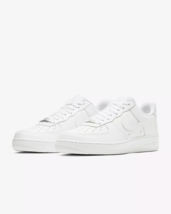 Nike Air Force 1 '07 Trainers White / Shoes / Leather Trainers image 6