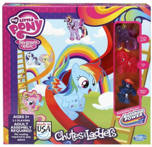 Hasbro My Little Pony Chutes And Ladders Game - $78.79