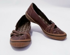 Women's Merrell Zodiac Dark Brown Slip On  Shoes Flats Size 7.5 - $25.86