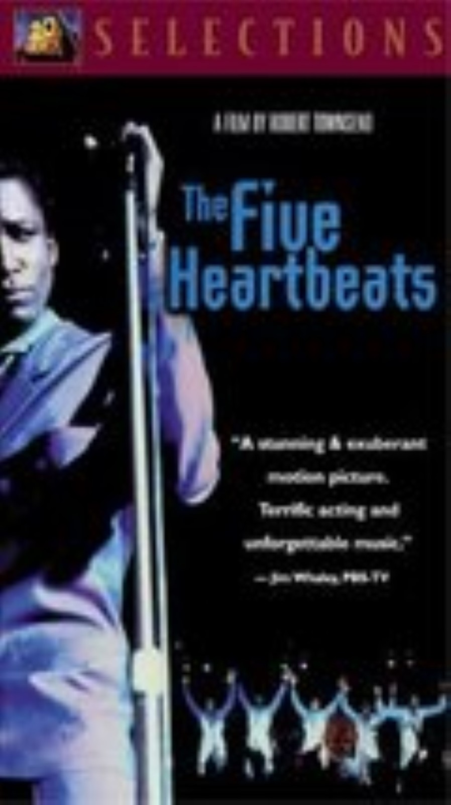 The Five Heartbeats Vhs