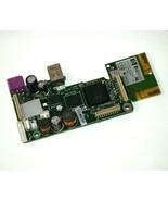 HP PhotoSmart C4750 Main Formatter Logic Board w/Wireless Card Q8380-80046 - $24.99