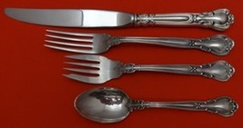 Chantilly by Gorham Sterling Silver Dinner Size Place Setting(s) 4pc - $204.35