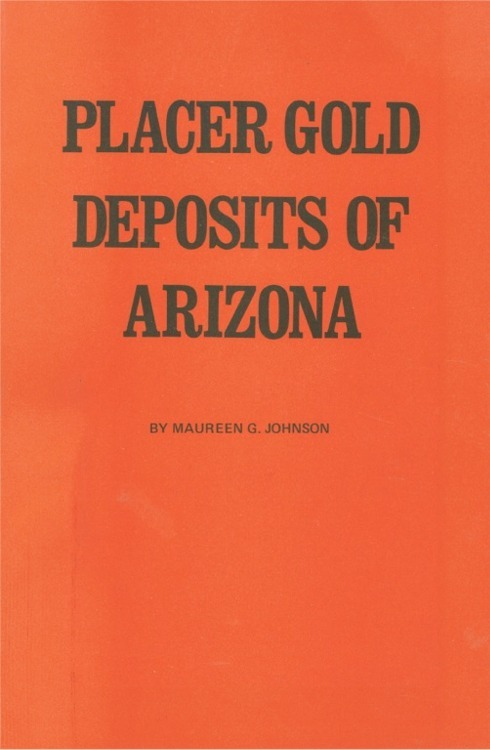 Placer Gold Deposits of Arizona ~ Gold Prospecting