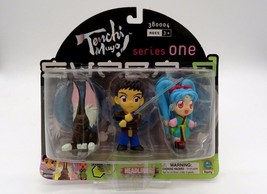 TENCHI MUYO Series One 3 Pack Figurines - $19.99