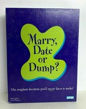 Hasbro Parker Brothers Marry, Date Or Dump? Friends Card Game - $18.00