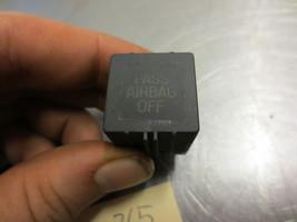 GRP365 Passenger Restraint Light 2011 Ford Fusion 3.0 9E5314B418 - $20.00