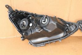 "12-15 Toyota Prius ""C"" NHP10 Headlight Head Light Lamps Set Pair L&R POLISHED image 8"
