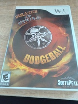 Nintendo Wii Pirates vs Ninjas: Dodgeball image 1