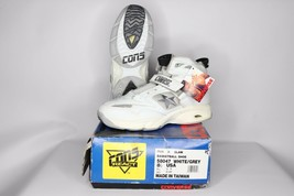 Vtg 90s New Converse Mens 8.5 Kevin Johnson Run N Slam Cons React Shoes ... - $193.99