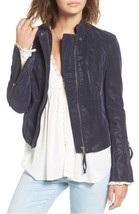 Free People Faux Leather Jacket   MSRP: $198.00 Mult sz - $119.99