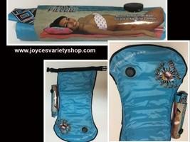 "Cool Heads Water Pillow 22"" x 13"" Beach Swim - $7.99"