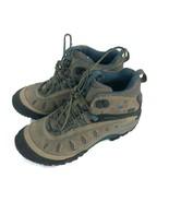 Merrell Air Cushion Ortholite Leather Women's Vibram Hiking Sneakers Siz... - $27.80