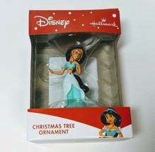 Disney Princess Jasmine Figurine Hallmark Ornaments  - $15.23